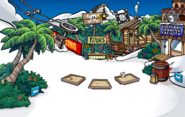 Island Adventure Party 2018 Ski Village 2