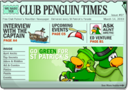 Club Penguin Times Issue 97