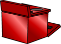 Shiny Red Stove sprite 022