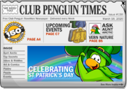 Club Penguin Times Issue 150