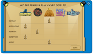 Penguin Play Awards 2018 Voting Interface 2