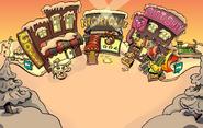 Sensei's Fire Scavenger Hunt Town