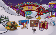 The Fair 2020 Ski Village