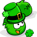 Green Puffle Patty's Hat.png