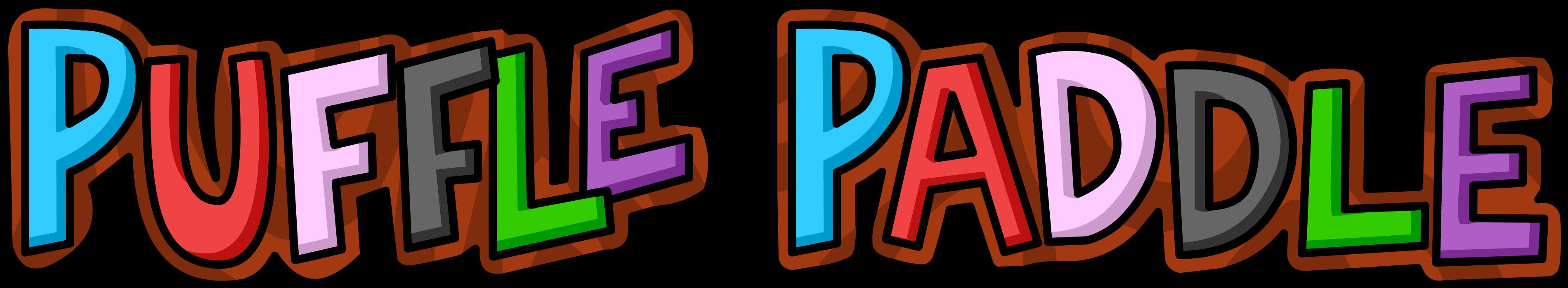 Puffle Paddle