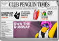 Club Penguin Times Issue 91