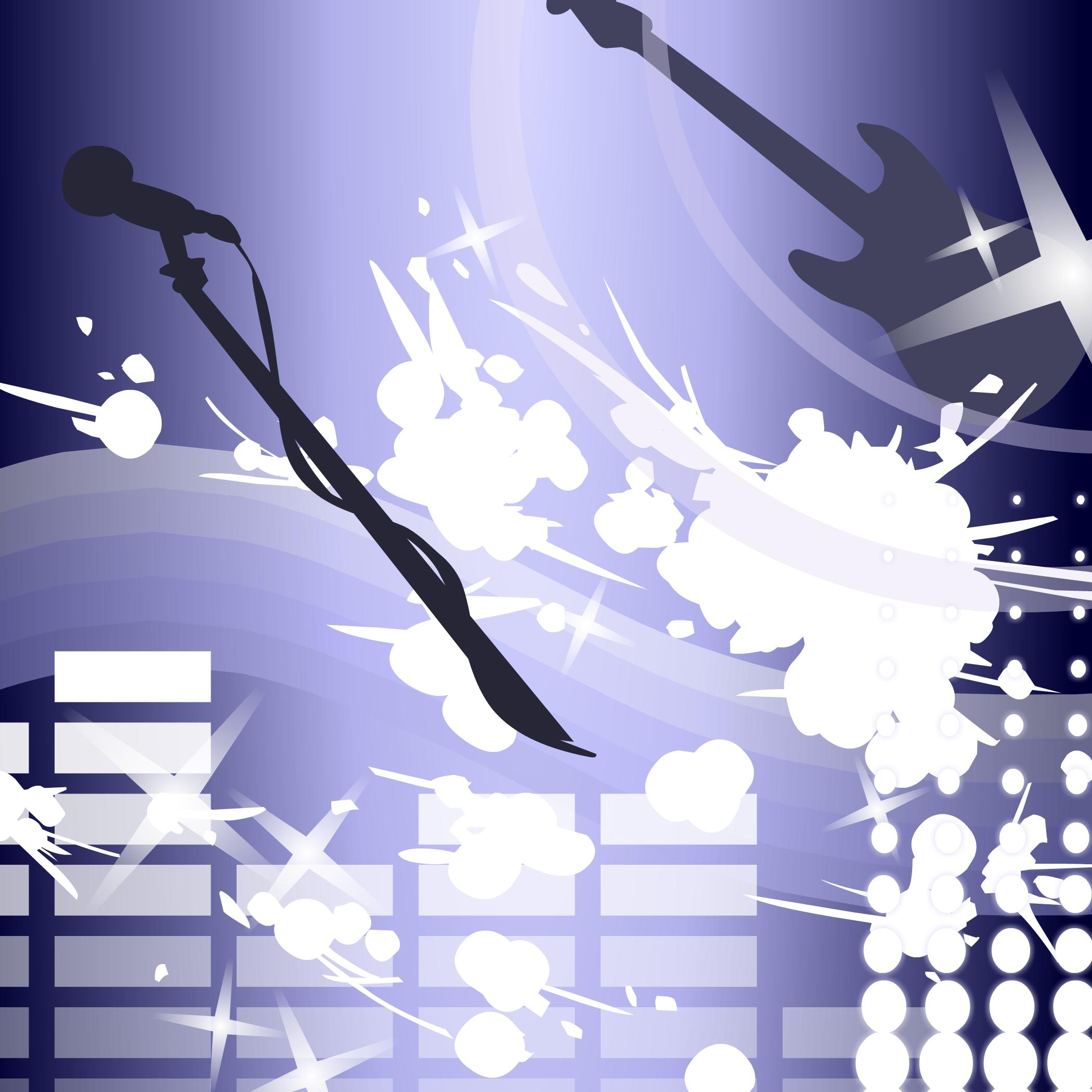 Music Zone Background