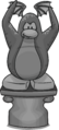 Spooky Penguin Statue sprite 002