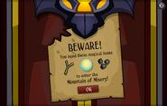 Misery Mountian