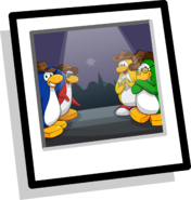 Penguin Band Stage Giveaway Icon