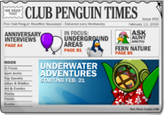 Club Penguin Times Issue 93