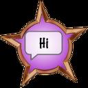 Badge-sayhi