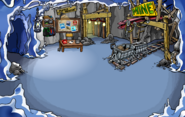 Black Puffle Pin Location