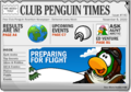 Club Penguin Times Issue 140