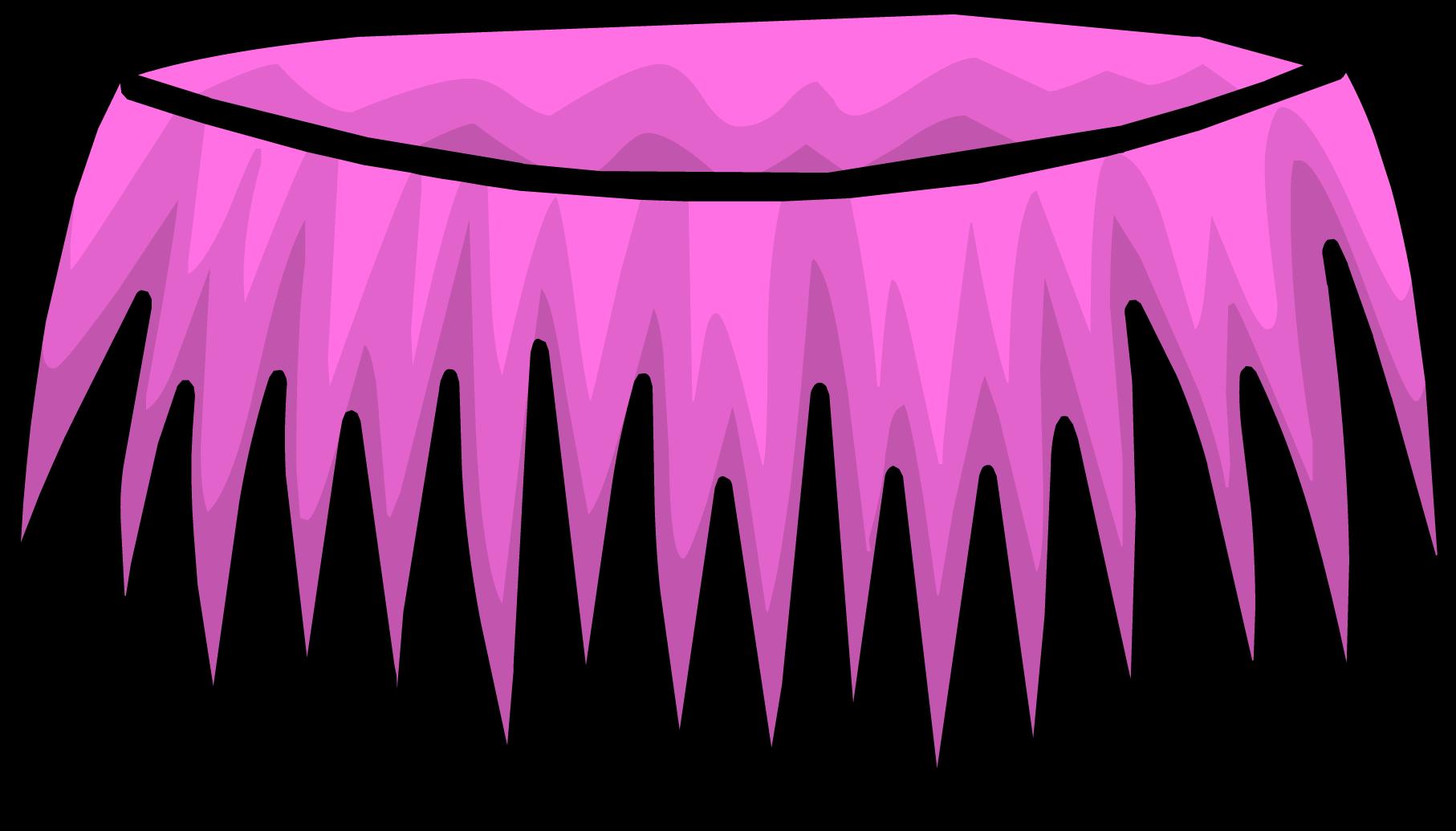 Pink Grass Skirt
