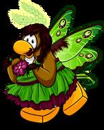 Bonnie the moth
