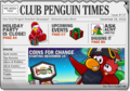 Club Penguin Times Issue 137