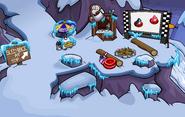 Penguin Games Base Camp