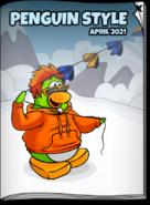 Penguin Style Apr 21