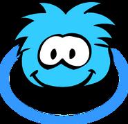 Blue Puffle Transformation IG
