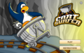 Cart Surfer Menu
