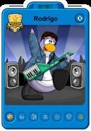 Rodrigo Playercard New