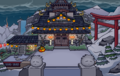 Halloween Party 2019 Dojo Courtyard