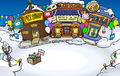 Puffle Party 2017 Plaza