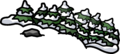 Forest Map Icon