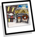 This Old Town Background Icon