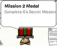 Mission 2 Medal SB