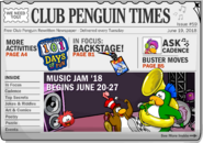 Club Penguin Times Issue 59