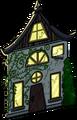 Creepy Cottage Cut-Out sprite 002
