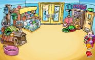 Puffle O Pin location