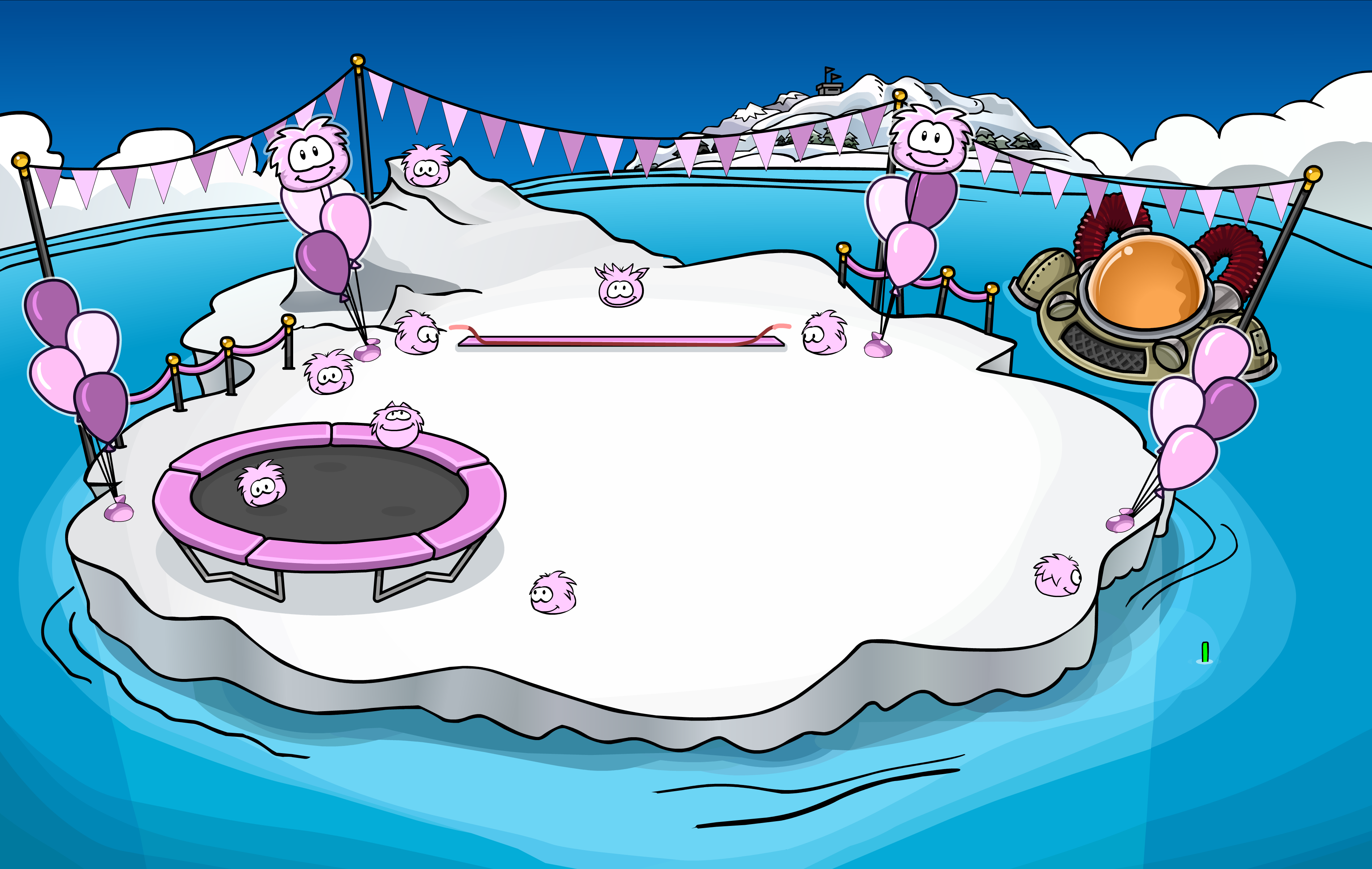 Puffle Party 2020