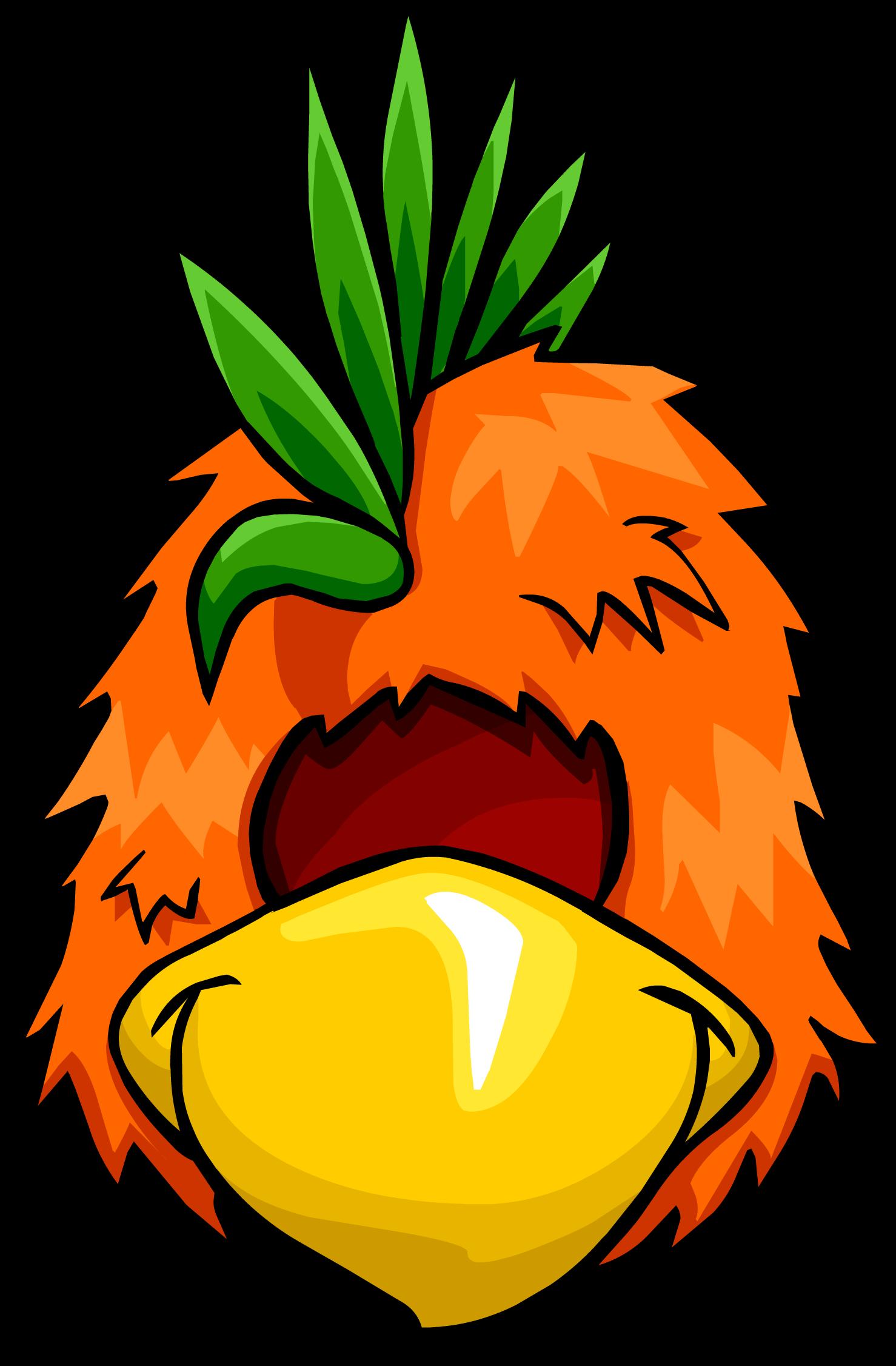 Bird Mascot Head
