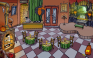 Halloween Party 2017 Pizza Parlor