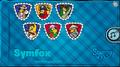 Symfox Stampbook