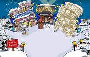 100K Penguin Celebration Town