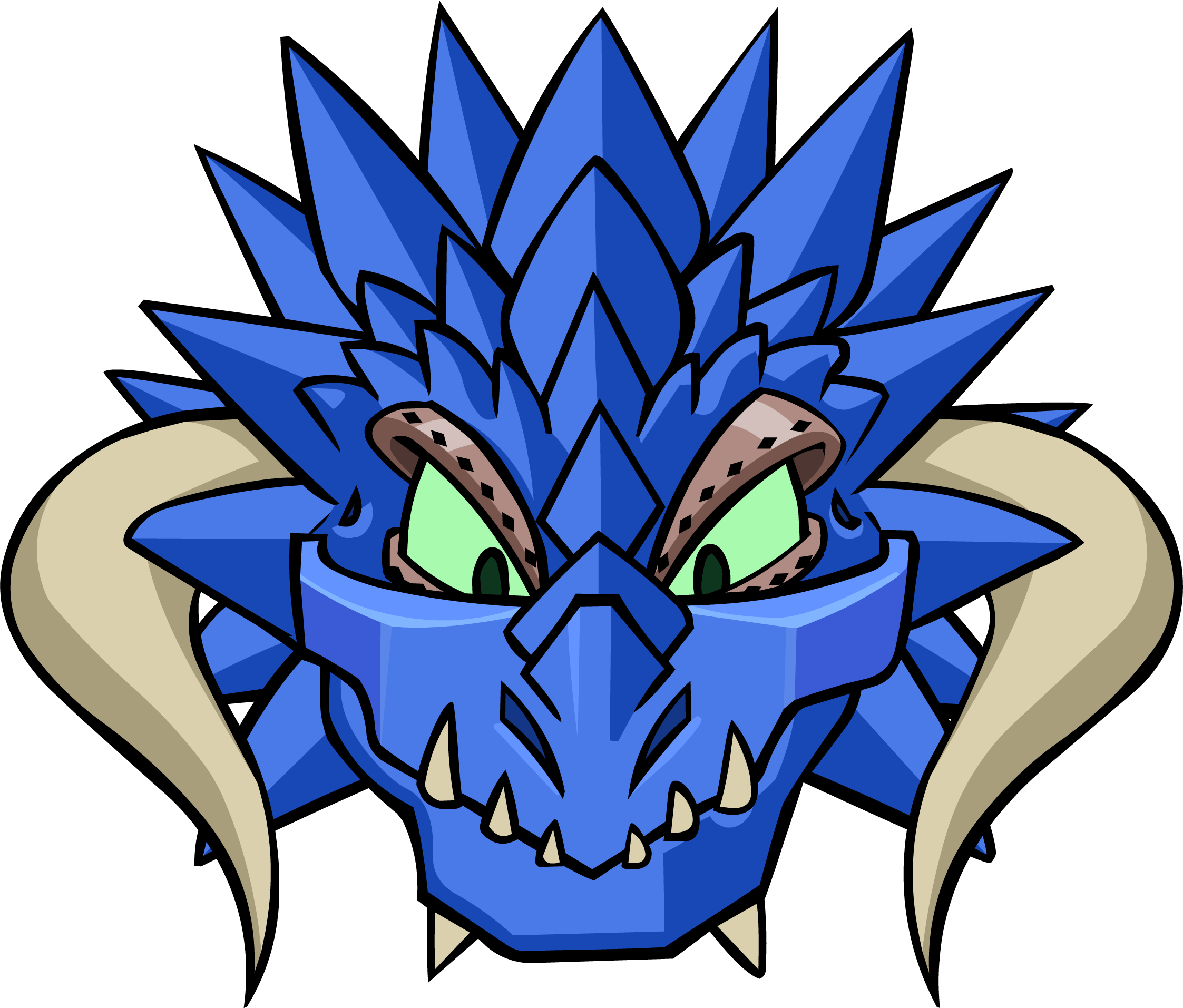 Blue Hydra Head