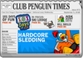 Club Penguin Times Issue 70