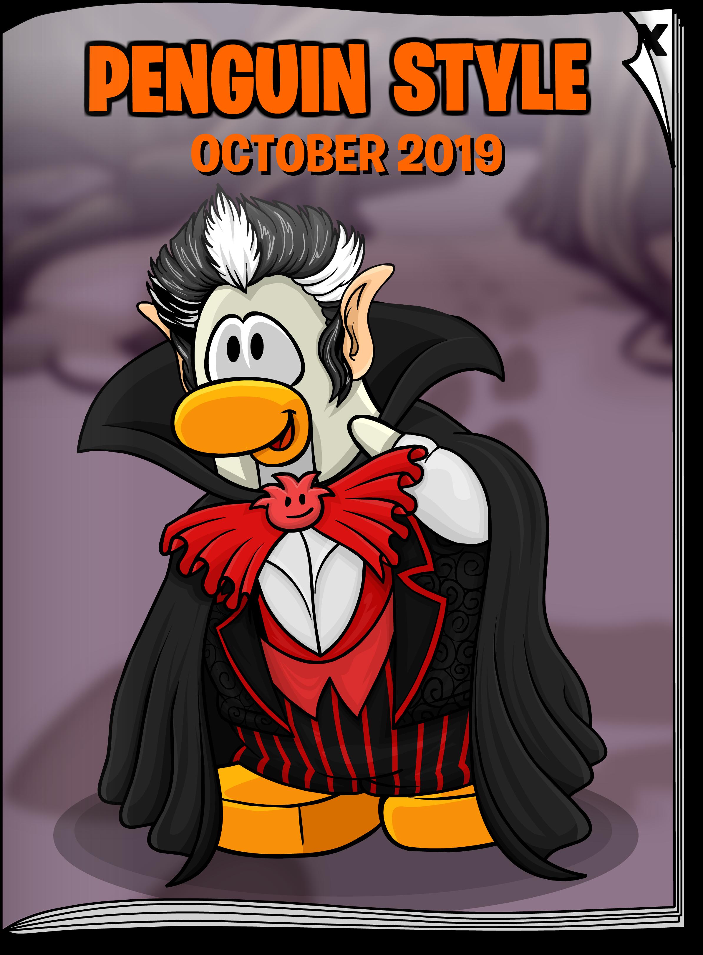 Penguin Style Oct'19