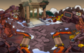 Medieval Party 2020 Snow Forts 2