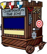 Clock Tower Medieval Party 2018