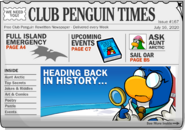 Club Penguin Times Issue 167