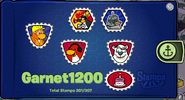 Garnet1200 Stampbook