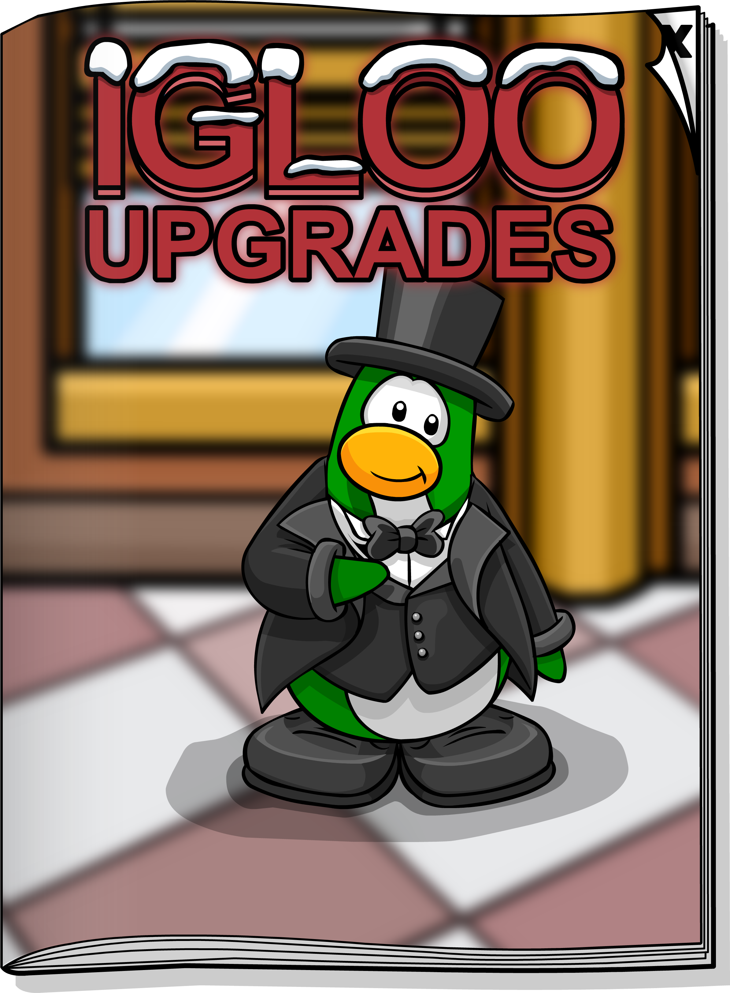 Igloo Upgrades Jan'20