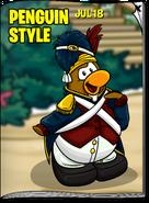 Penguin Style July 2018