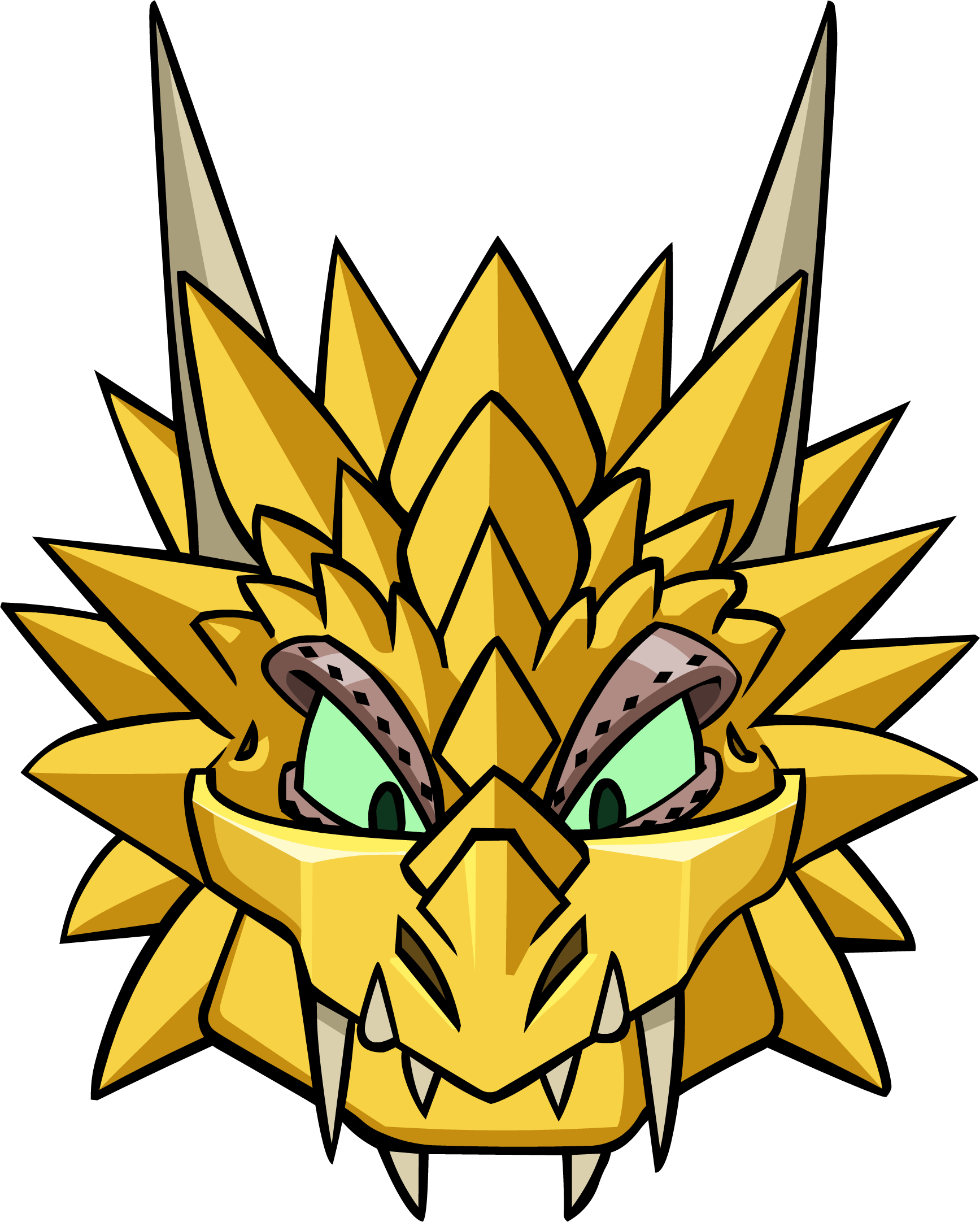 Yellow Hydra Head