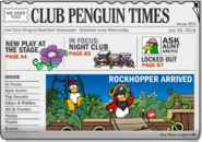 Club Penguin Times Issue 63